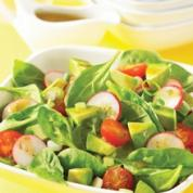 Spinach & Avocado Salad
